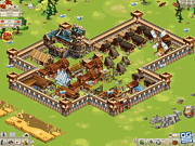 Goodgame Empire - Advanced castle